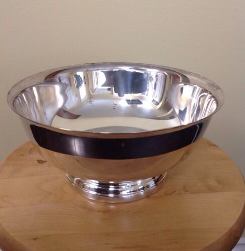 "Gorham EP YC781 Silverplate Paul Revere 9"" Bowl"