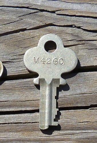 Antique Key Cut for  Excelsior M4260