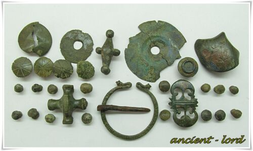 COMPLETE CELTIC GRAVE  FINDINGS  I-V BC !!!AMAZING!!!
