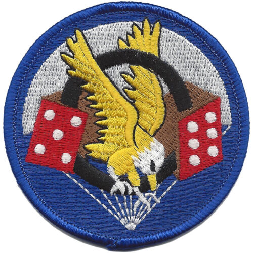506th Airborne Infantry Regiment-A-PatchPatches - 36078