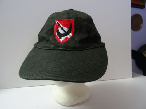 Israel Defense IDF military army cap hat used and a bit fadedOther Militaria - 135