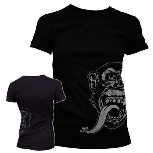 Officially Licensed GMG- Gas Monkey Sidekick Women's T-Shirt S-XXL Sizes