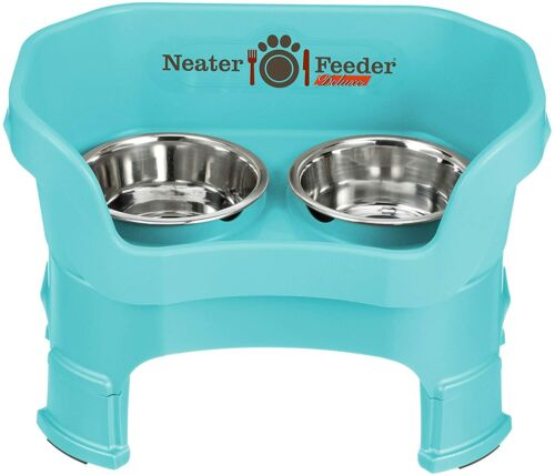 Neater Feeder Deluxe + Leg Extensions Bundle | Cat or Dog ALL COLORS and SIZES