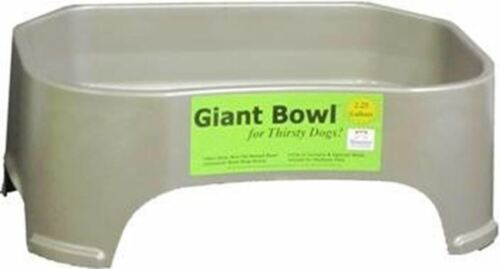 Giant Bowl | Extra Large Dog Water Bowl 2+ Gallon Huge Capacity Big Neater Pets