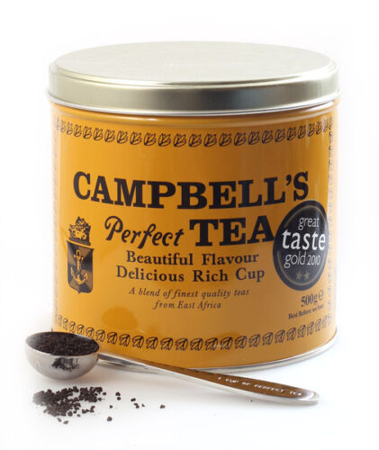 Campbell's Perfect Tea 500g - Sold by DSDelta Ltd