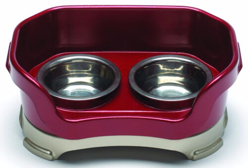 Neater Feeder Deluxe | Cat |  Elevated Bowl Dish No Mess Drip ALL COLORS US Made