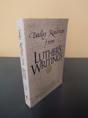 Daily Readings from Luther's Writings - 1993