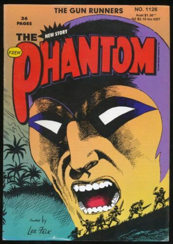 The Phantom, Comic Book, #1126, The Gun Runners, 1996