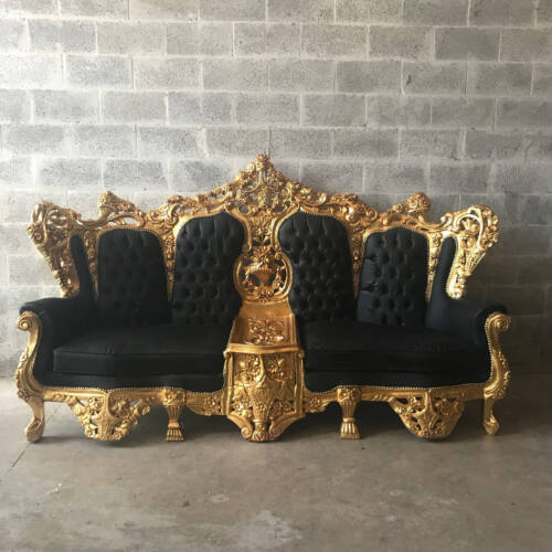 ANTIQUE ROCOCO SOFA/SETTEE/COUCH