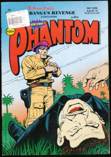 The Phantom, Comic Book, #1258, Lubanga's Revenge, 2000
