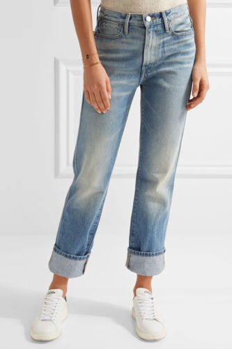 Frame jean, high straight, re release, echo, blue, s. 24, 25, 26, 27, 28, 30, 31