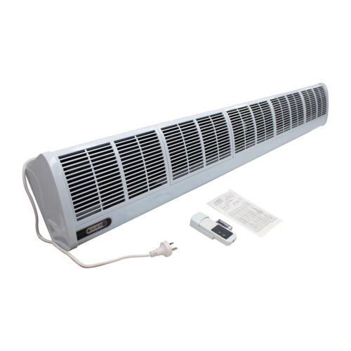 900mm Air Curtain w/Remote 3 Speed Off White Commercial Use for Shop Restaurant