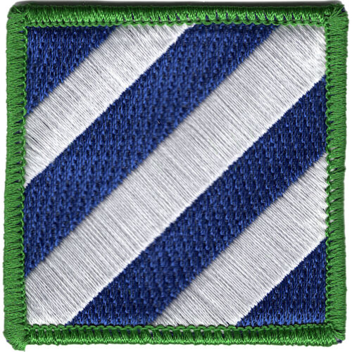 3rd Infantry Division PatchPatches - 36078