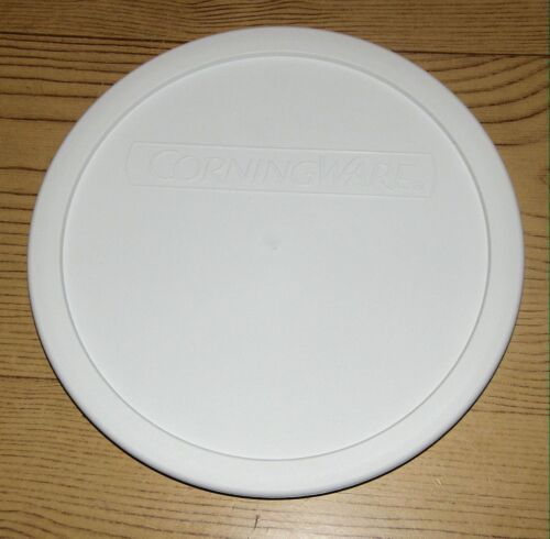 NEW! FS-1-PC CORNING Ware Plastic LID for 2 1/2 Qt French White Dish  FREE SHIP