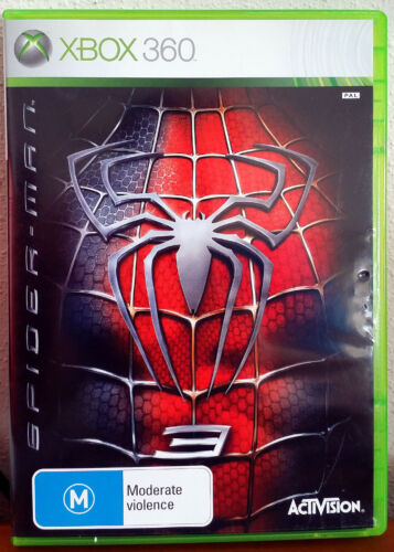 Xbox 360 Game - Spiderman 3