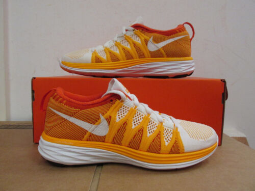 Nike Womens Flyknit Lunar 2 Running Trainers 620658 101 Shoes CLEARANCE