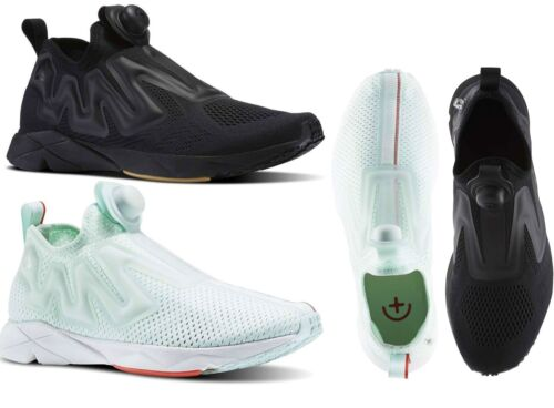 NEW Reebok Men's Pump Supreme Engine Running Sneakers Shoes