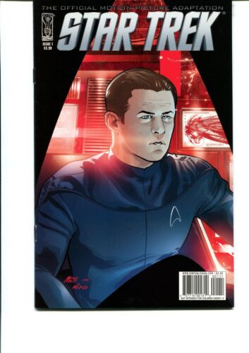 STAR TREK #1 (OFFICIAL MOTION PICTURE ADAPTATION ) FIRST PRINT VF