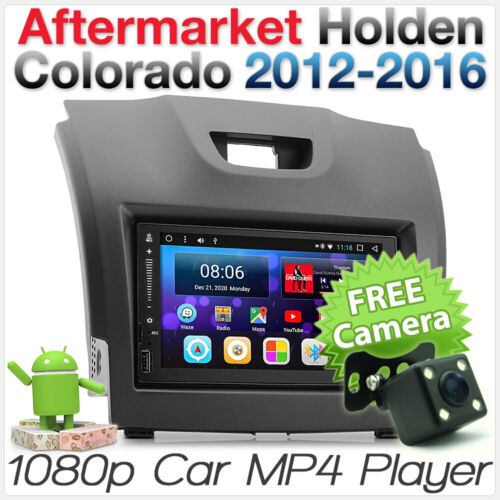 Android Car MP3 Player For Holden Colorado RG MP4 USB Stereo Radio Head Unit GPS