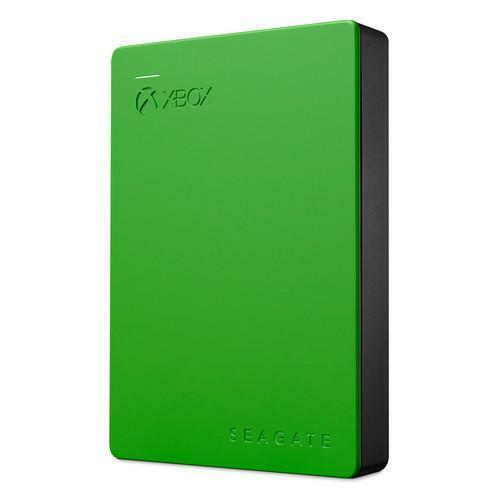 Seagate 4TB Game Drive Designed for Xbox One Store 100+ Games