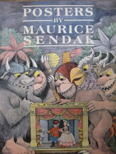 Posters by Maurice Sendak, First Edition