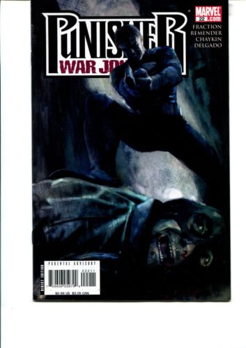 THE PUNISHER WAR JOURNAL #22 VF