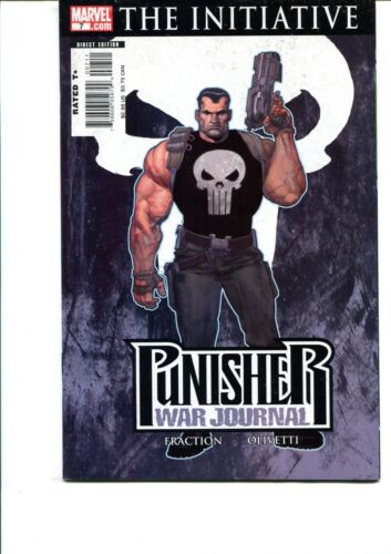 THE PUNISHER WAR JOURNAL #7 VF