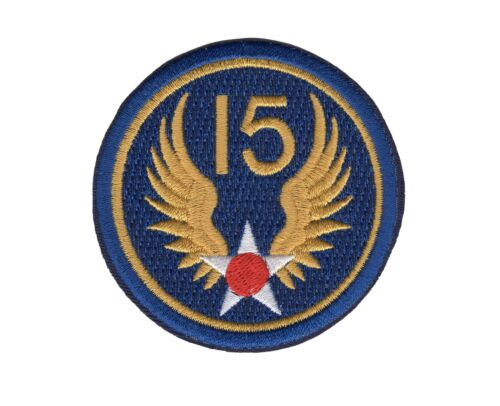 15th Air Force Shoulder PatchPatches - 36078