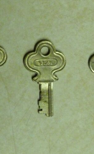 Original Antique Key  Excelsior 53230    Excelsior  53230 Key