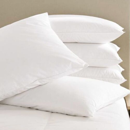 Super Plush Pillows Dust Mite Resistance,Hypoallergenic, King size Set of 4 USA