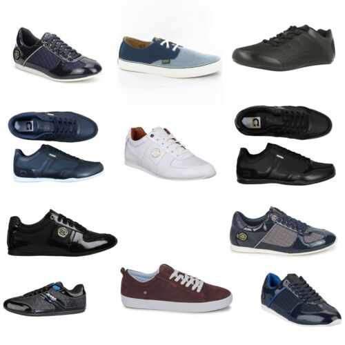 MENS NICHOLAS DEAKINS LACE UP TRAINERS REDUCED TO CLEAR *MULTIPLE STYLES*