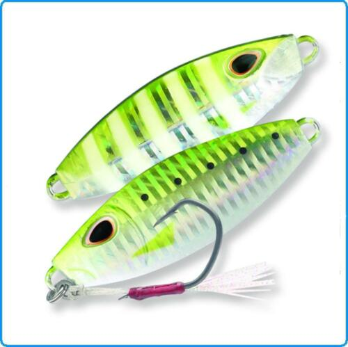 ARTIFICIALE SLOW PITCH BUTTERFLY JIG CF5086 COLORE 04 COFISHING 40 gr METAL LURE