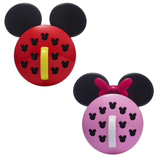 First Years Disney Mickey/Minnie Mouse Baby Bath Tub Scoop Storage for Toys/Kids