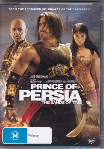 Prince Of Persia - DVD (Brand New Sealed) Region 4 PAL