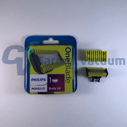 Philips Norelco OneBlade Replacement Blade, 1 Body Kit - QP610/80
