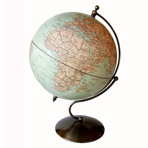 High Quality Antique Ocean World Educational Globe Home Decor Wedding Gift 30cm