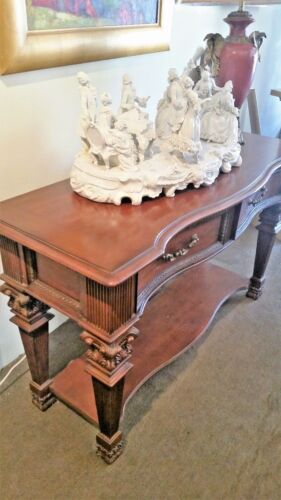 Euroupean Style Console Table, by Hooker Furniture