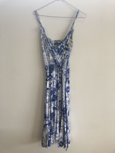 State Of Georgia Print Dress Size 12
