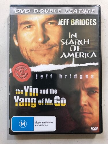 In Search of America / The Yin and the Yang of Mr Go (DVD) Reg ALL- NEW & SEALED