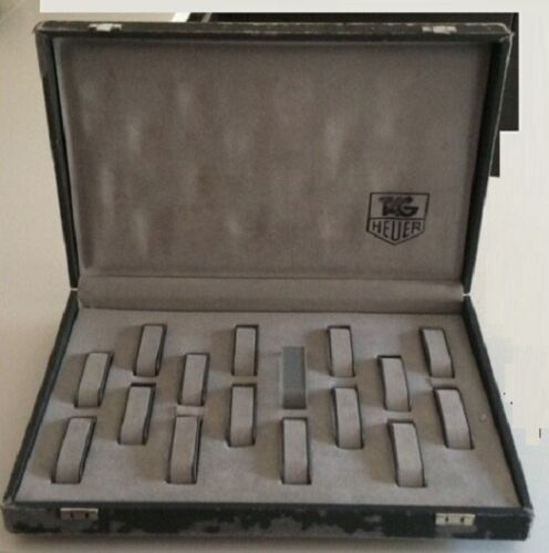 Scatola Tag Heuer Vintage Box for 16 Watch