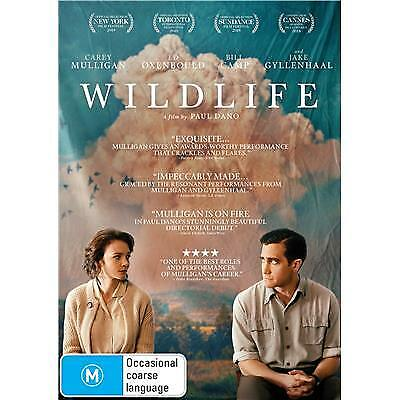 WILDLIFE DVD, NEW & SEALED, 2019 RELEASE, FREE POST