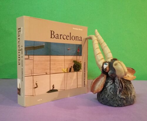 S Strum: Barcelona ~ A Guide To Recent Architecture/modern architecture/Spain