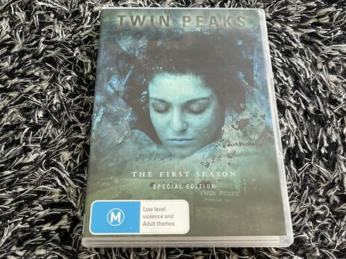 Twin Peaks | The First Season 1 | DVD - 4 Disc Set | Special Edition | TV Series