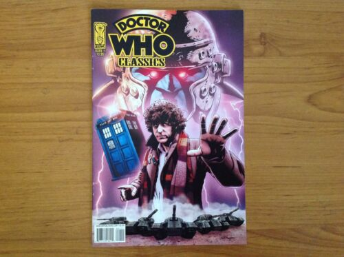 Dr Who Classics Comic Issue 1