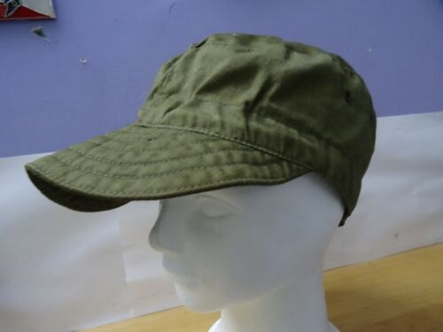 Israel Defense IDF military army cap hat GREEN   SIZE 54 CM USEDOther Militaria - 135