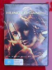 THE HUNGER GAMES TWO DISC DVD REGION 4