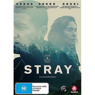 STRAY DVD, NEW & SEALED, 2019 RELEASE, FREE POST