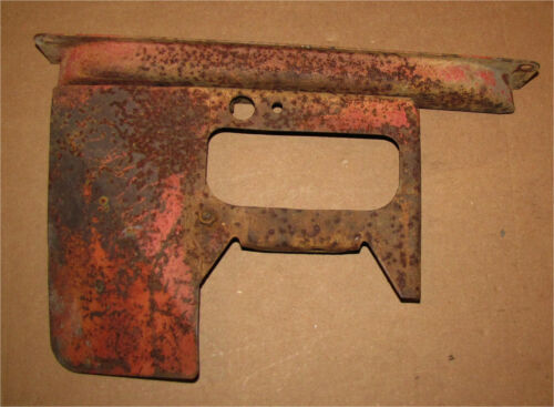 Ford 600 - 801 Tractor Rear Gas / Fuel Tank Mounting bracket with heat shield