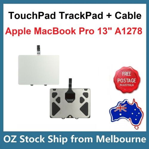 """Original Trackpad Touchpad For Apple MacBook Pro 13"""" A1278 2009 2010 2011 2012"""