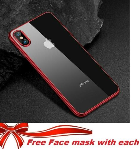 AU Shockproof X XS MAX XR 8 7 Plus 6 6s Back Case Bumper Cover For Apple iphone <br/> ✔Fast Delivery✔Sydney Seller✔100% Money Back Guarantee✔